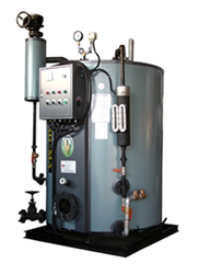 SMG-30 GAS STEAM BOILER SSANGMA, KOREA TECHNOLOGY