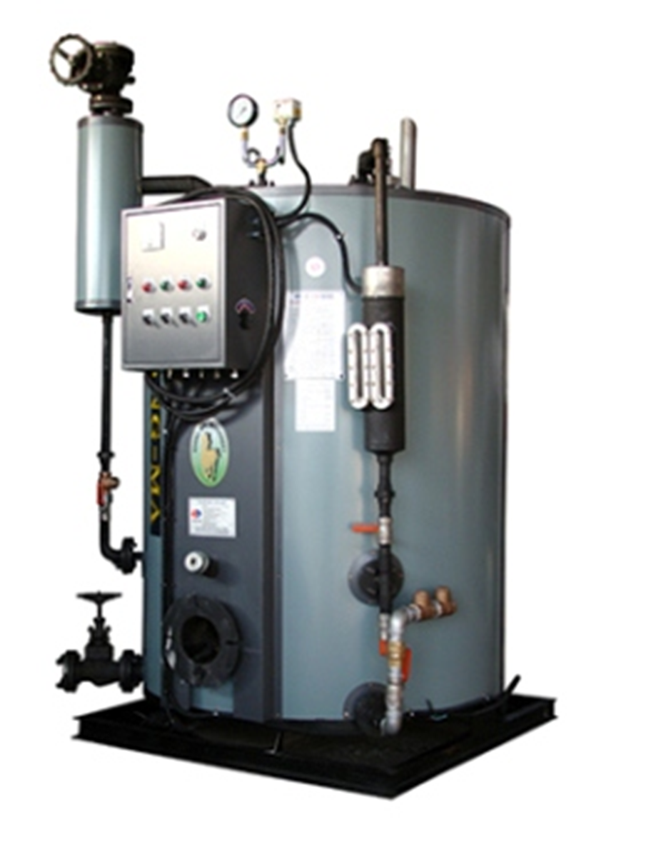SMG-150 GAS STEAM BOILER SSANGMA, KOREA TECHNOLOGY